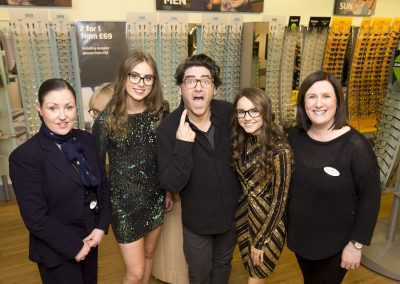 Brian Kennedy, Specsavers 10th Birthday