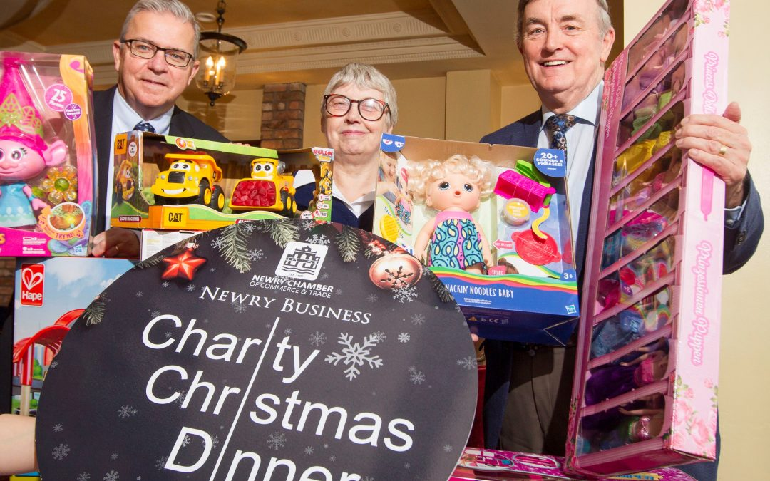 Newry Business Christmas Charity Dinner Launched