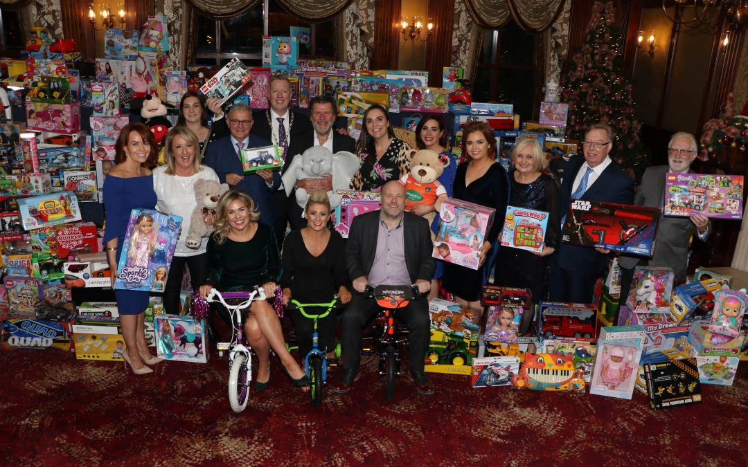 Newry Business Christmas Charity Dinner raises £78,830
