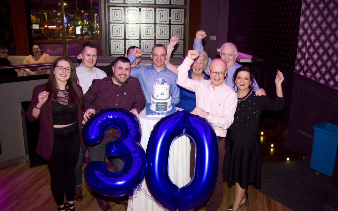 Buttercrane Marks 30 Years in Newry