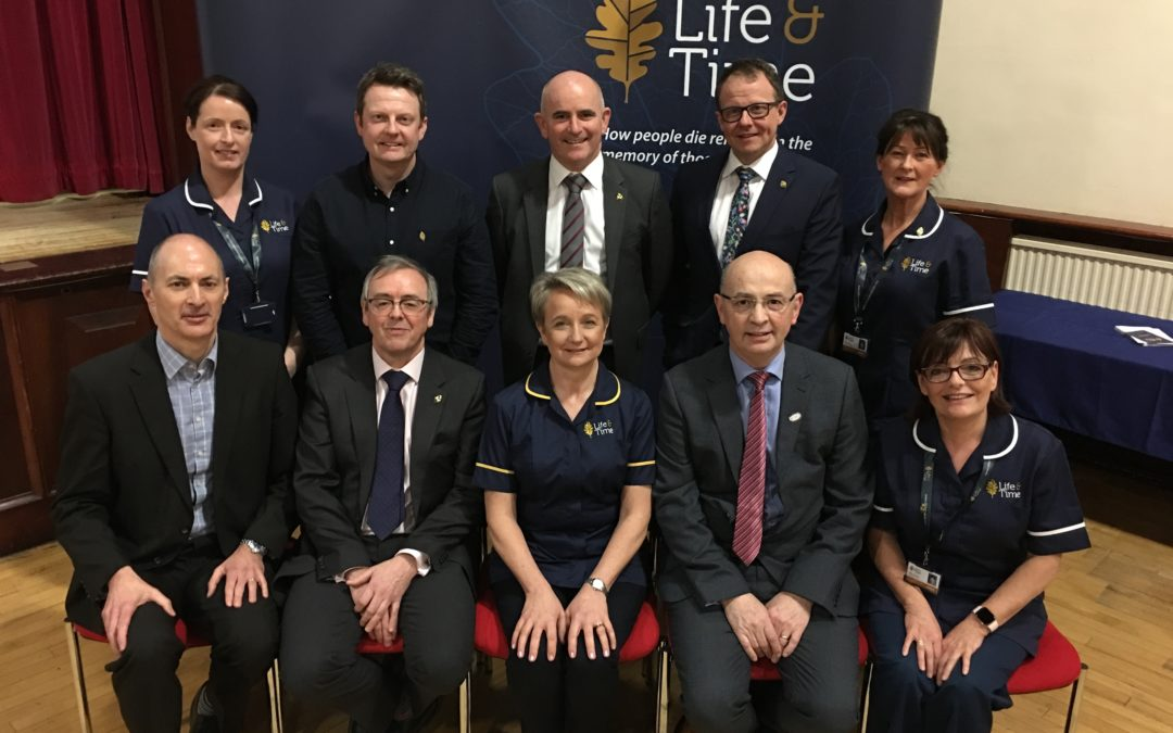 New Charity, LIFE & TIME, Commences Services in Warrenpoint, Rostrevor and Burren region.