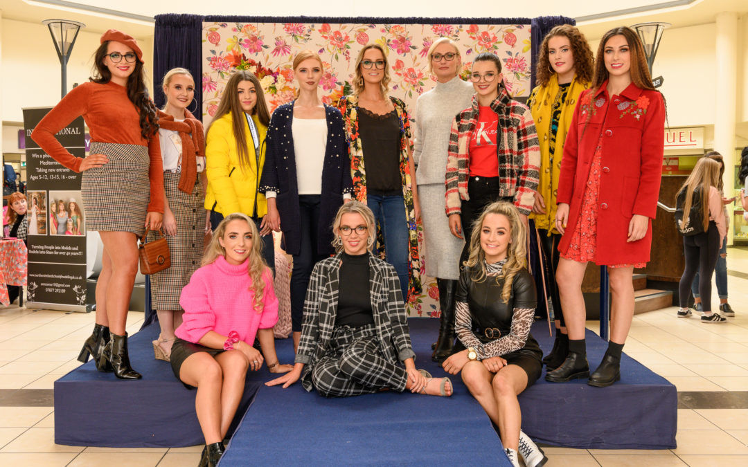AW19 Buttercrane Fashion show.