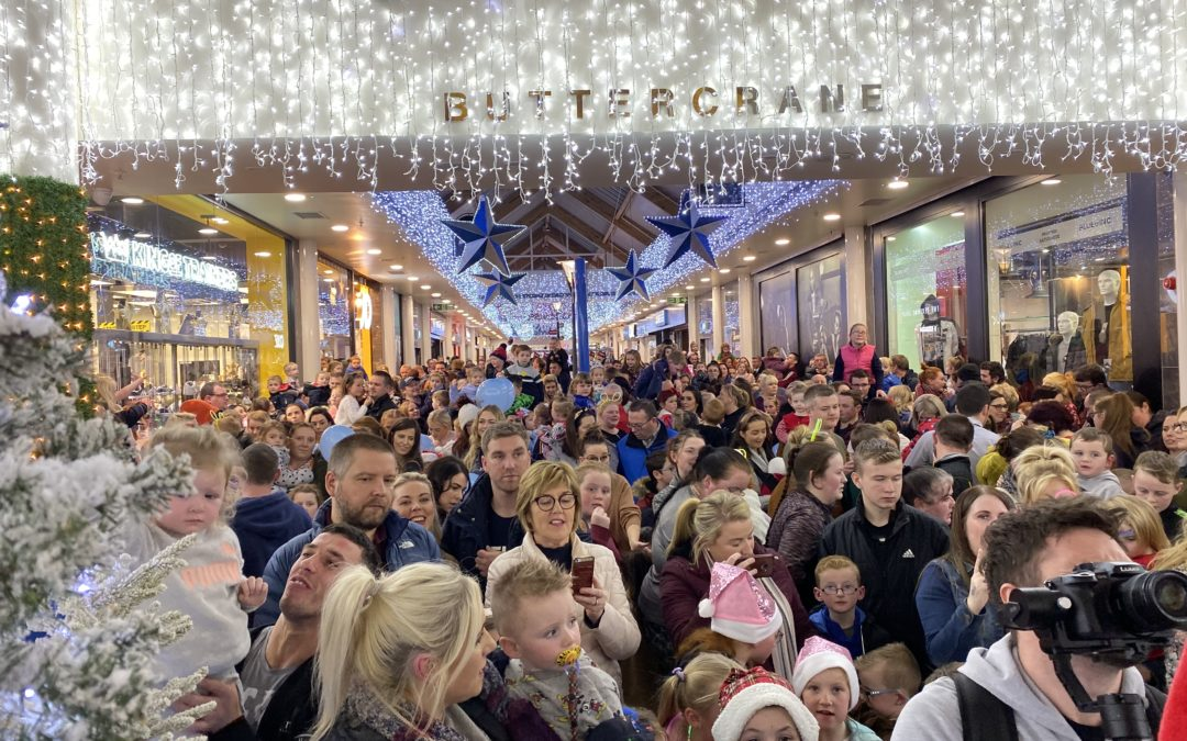Buttercrane Traders Report 'Best Ever' Christmas Trading Figures