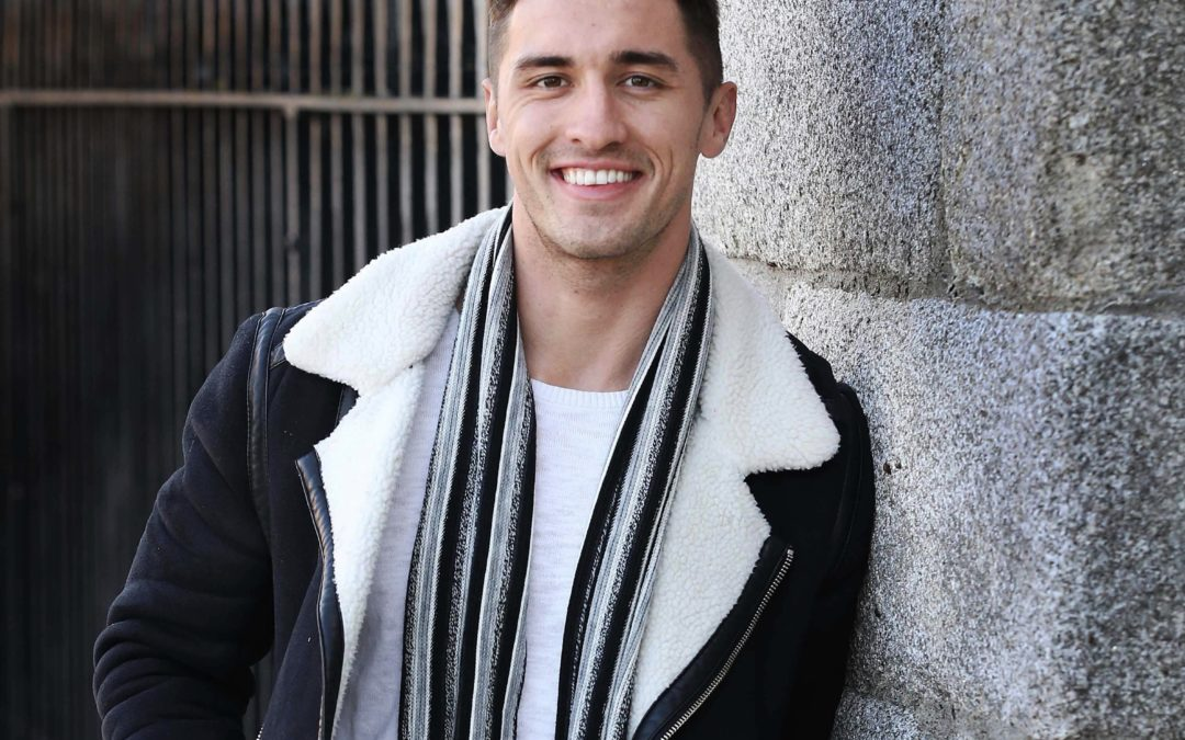 Love Island Greg O'Shea to 'Love Newry' this Valentine's Day
