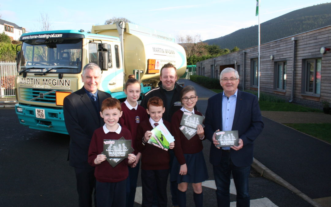 Martin McGinn & Sons Support School Safety Campaign