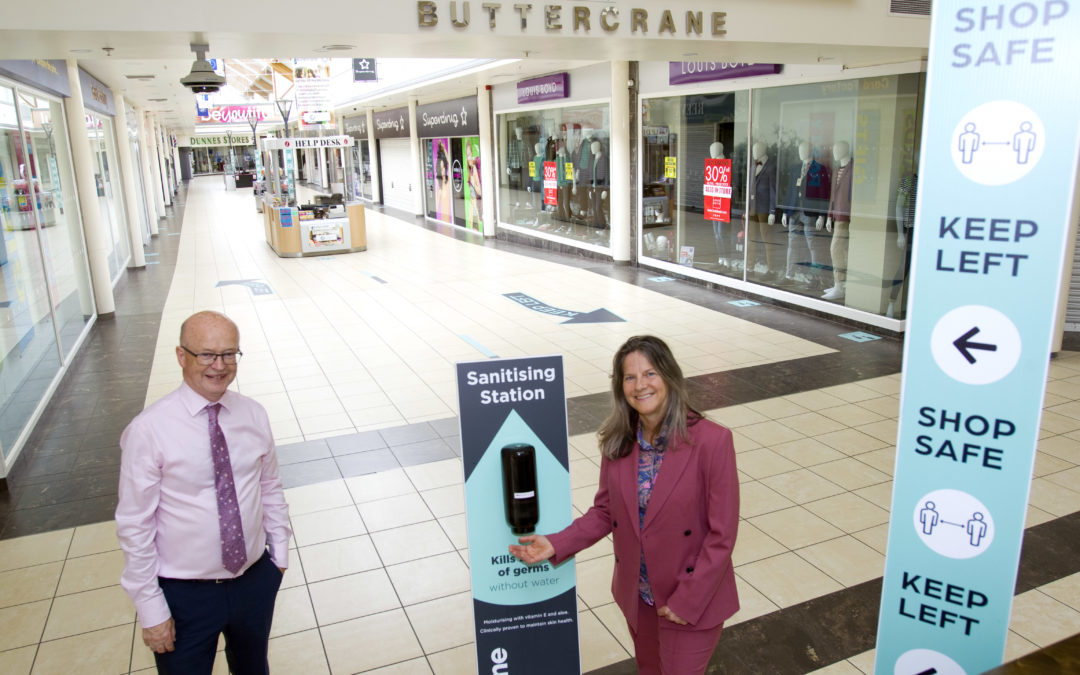 Buttercrane Welcomes Customers Back Safely