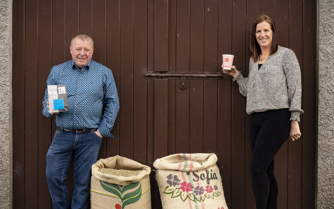 Bró Coffee – Ireland's first Compostable Packaging